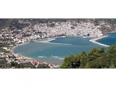 vacation in Skopelos
